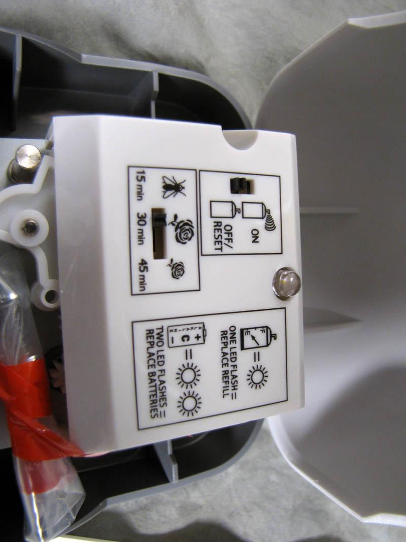Sanis Cintas Automatic Air Freshener Dispenser 32 1045