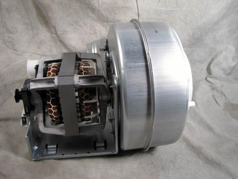 Samsung Dryer Motor Blower Assembly Dc96 01112e
